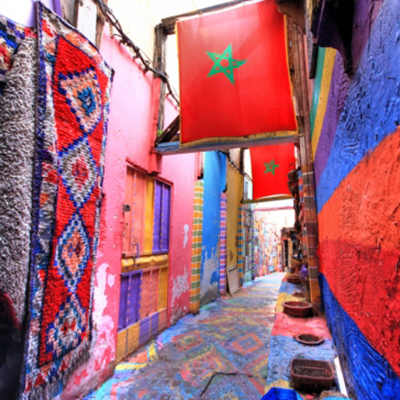 Moroccan Spice: A ladies' only Tour with Travelling Divas