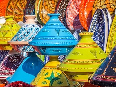 The Food of Morocco: A Culinary Adventure with Meredith Morschel